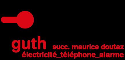Logo Guth electricite sàrl